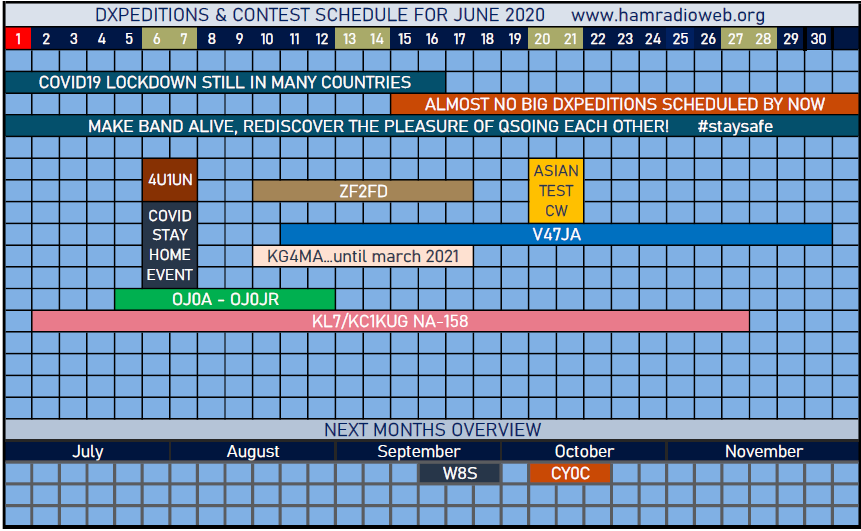 DXcalender 2020June